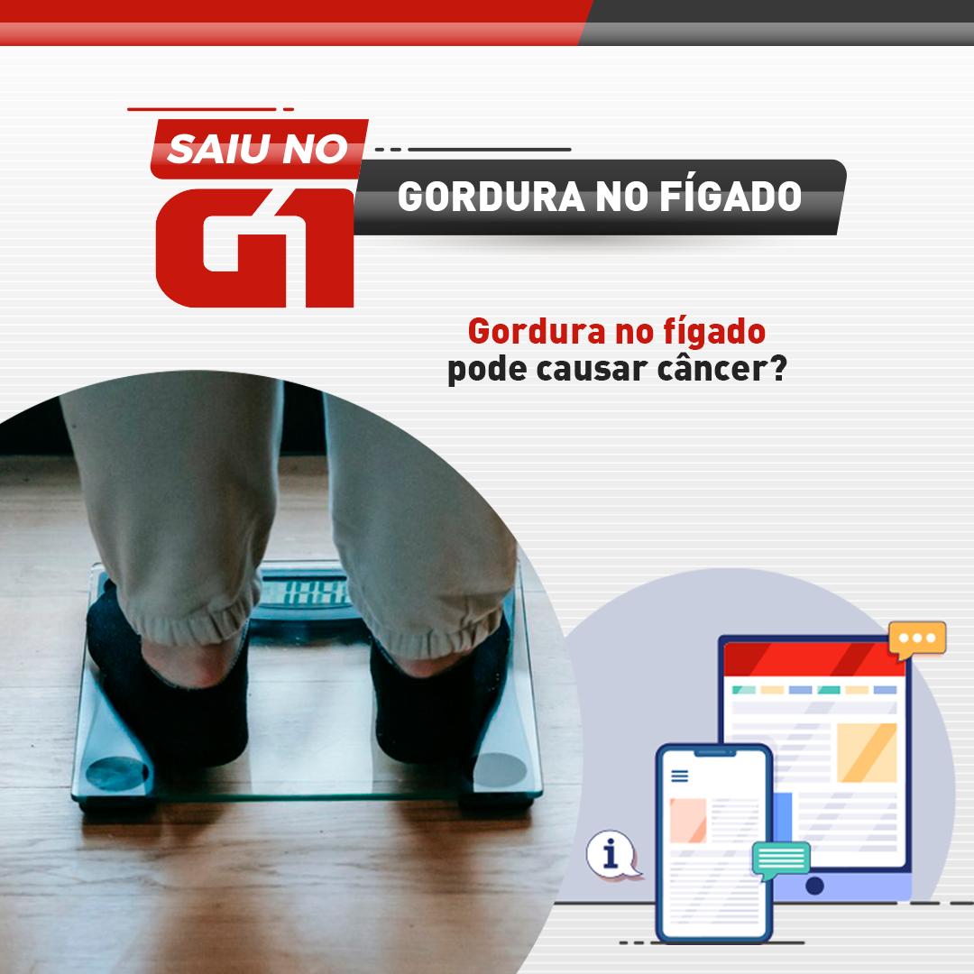 GORDURA NO FÍGADO.FEED